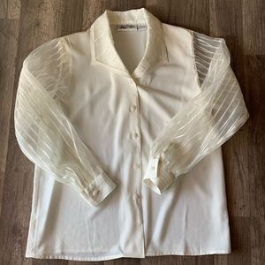 Vintage Yves St. Claire Top